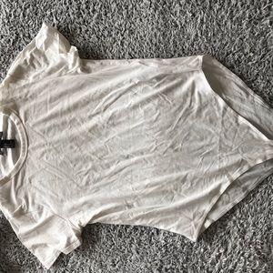 white bodysuit (never worn)